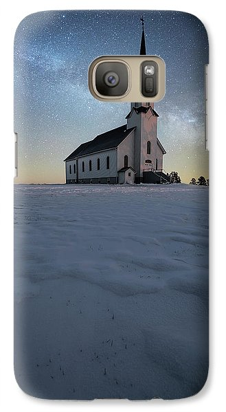Galaxy Case featuring the photograph Divine by Aaron J Groen