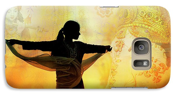 Galaxy Case featuring the photograph Divine Dance by Tim Gainey