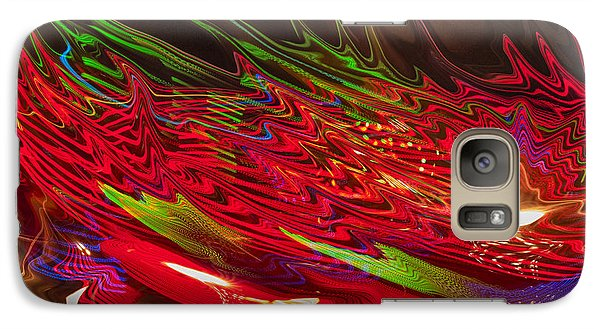 Galaxy Case featuring the photograph Dizzy by Linda Constant