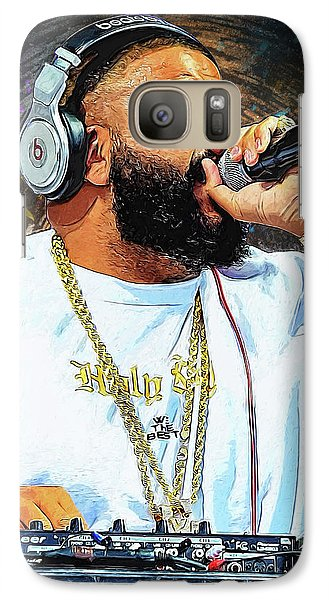 Dj Khaled Galaxy S7 Case