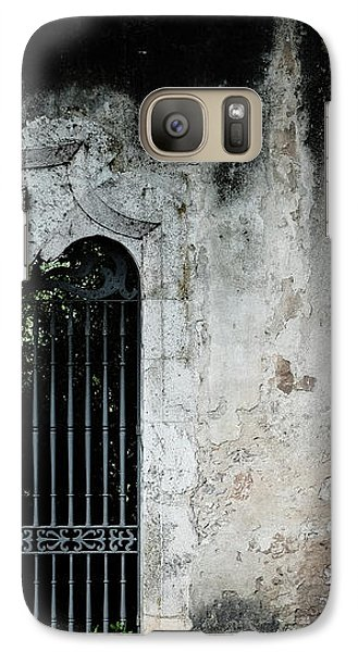 Galaxy Case featuring the photograph Do Not Enter by Marco Oliveira