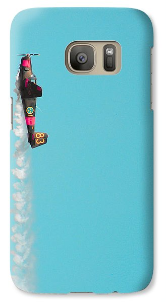 Do Not Press That Buuuutt.. Galaxy Case by Marcus Cederberg