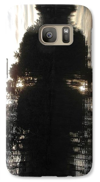 Galaxy Case featuring the photograph Do You See? by Melissa Stoudt