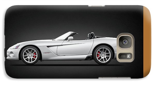 Dodge Viper Srt10 Galaxy S7 Case by Mark Rogan