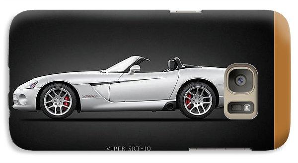 Dodge Viper Srt10 Galaxy S7 Case by Mark Rogan