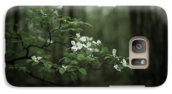 Galaxy Case featuring the photograph Dogwood Branch by Shane Holsclaw