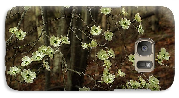 Galaxy Case featuring the photograph Dogwoods In The Spring by Mike Eingle