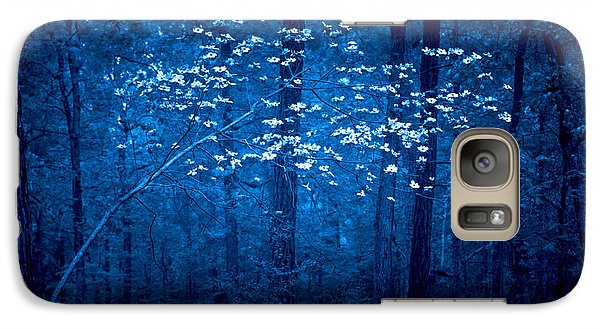 Galaxy Case featuring the photograph Dogwoods Of Texas by Linda Unger
