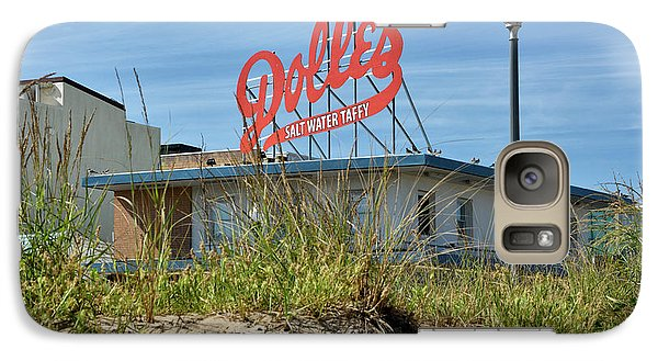 Galaxy Case featuring the photograph Dolles Candyland - Rehoboth Beach Delaware by Brendan Reals