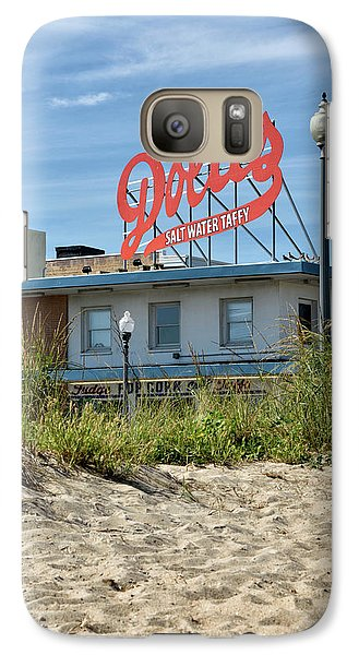 Galaxy Case featuring the photograph Dolles From The Beach - Rehoboth Beach Delaware by Brendan Reals