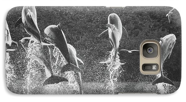 Dolphin Dance Galaxy S7 Case