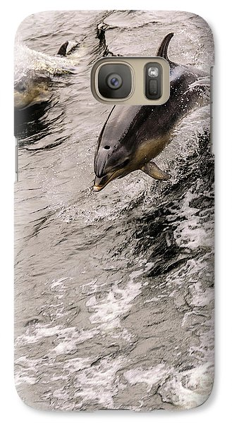 Dolphins Galaxy S7 Case