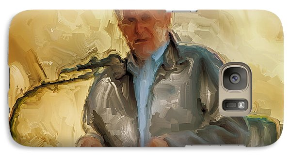 Donald Rumsfeld Galaxy Case by Brian Reaves