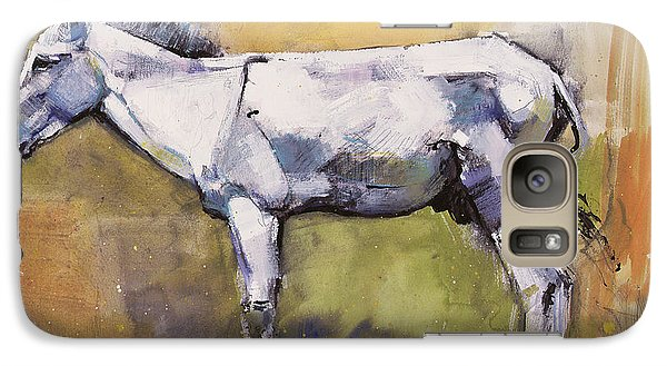 Donkey Stallion, Ronda Galaxy S7 Case by Mark Adlington