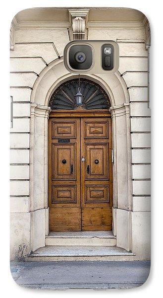Doors Of The World 4 Galaxy S7 Case by Sotiris Filippou