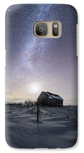 Galaxy Case featuring the photograph Dormant by Aaron J Groen