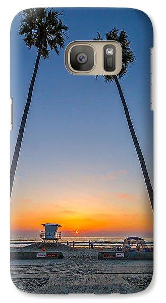 Dos Palms Galaxy S7 Case