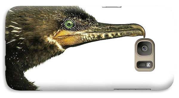 Galaxy Case featuring the photograph Double-crested Cormorant  by Robert Frederick