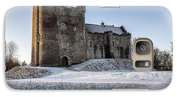 Doune Castle In Central Scotland Galaxy S7 Case