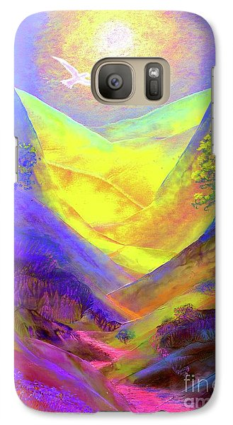 Dove Galaxy S7 Case - Dove Valley by Jane Small