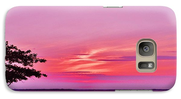 Galaxy Case featuring the photograph Summer Down The Shore by Susan Carella