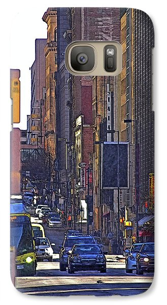 Down Town Galaxy S7 Case