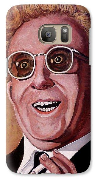 Dr. Strangelove 3 Galaxy S7 Case by Tom Roderick