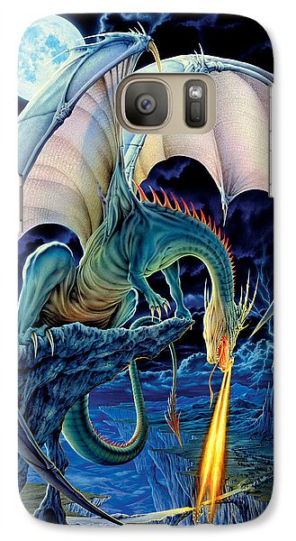 Fantasy Galaxy S7 Case - Dragon Causeway by The Dragon Chronicles - Robin Ko