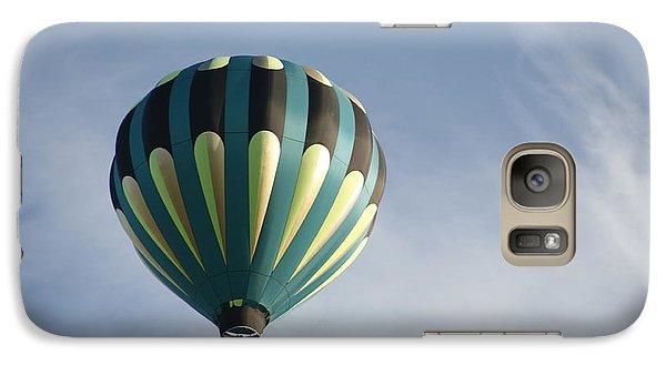 Galaxy Case featuring the digital art Dragon Cloud With Balloon by Gary Baird