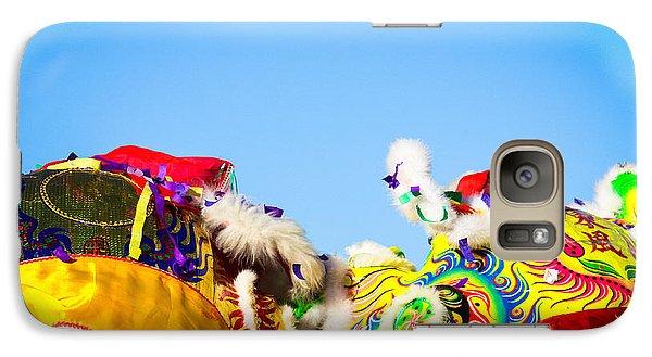Galaxy Case featuring the photograph Dragon Dance by Bobby Villapando