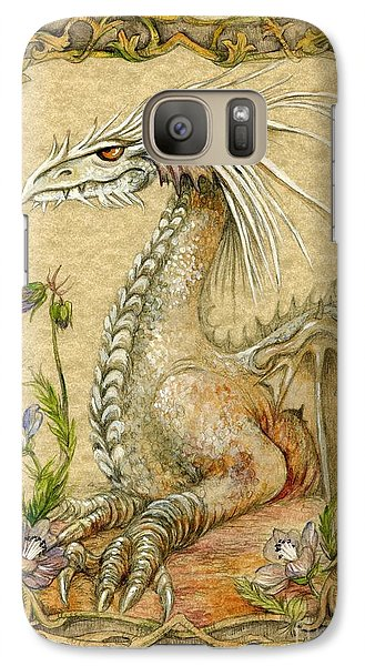 Dragon Galaxy S7 Case by Morgan Fitzsimons
