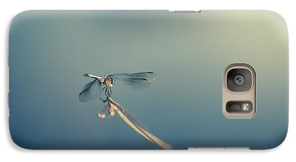 Galaxy Case featuring the photograph Dragonlady by Shane Holsclaw