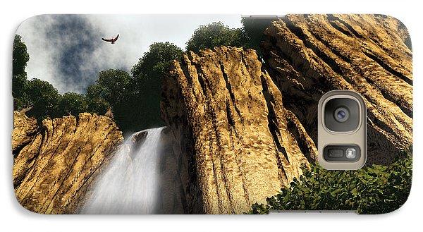 Dragons Den Canyon Galaxy S7 Case by Richard Rizzo