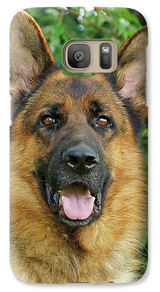 Galaxy Case featuring the photograph Drake by Sandy Keeton