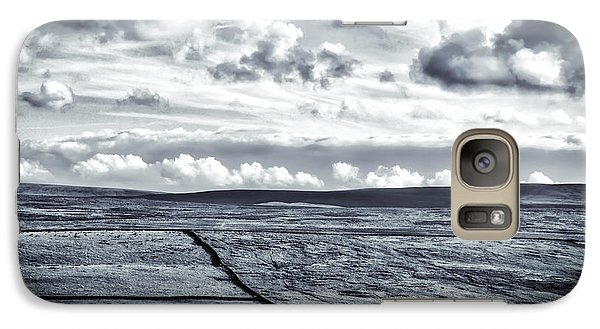 Galaxy Case featuring the photograph Dramatic Landscape  by RKAB Works