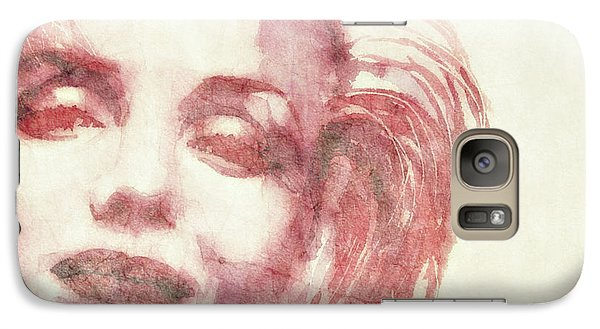 Dream A Little Dream Of Me Galaxy S7 Case by Paul Lovering