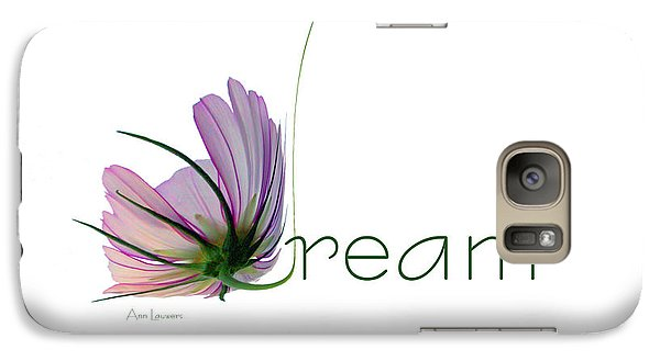 Galaxy Case featuring the digital art Dream by Ann Lauwers