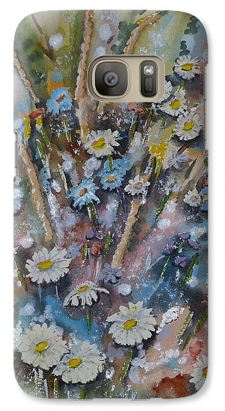 Galaxy Case featuring the painting Dream Bouquet by Kelly Mills