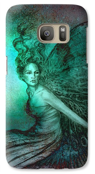 Galaxy Case featuring the painting Dream Fairy by Ragen Mendenhall