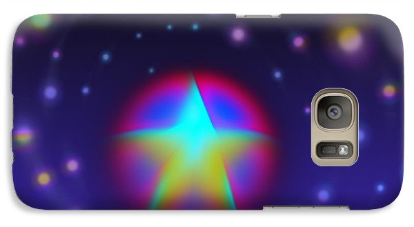 Dream Like A Super Star Galaxy S7 Case