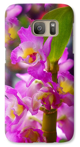 Galaxy Case featuring the photograph Dream Of Spring by Byron Varvarigos