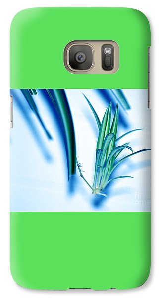 Galaxy Case featuring the photograph Dreaming Abstract Today by Susanne Van Hulst