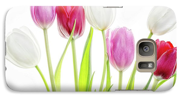 Galaxy Case featuring the photograph Dreaming Of Spring by Rebecca Cozart