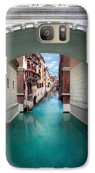 Dreaming Of Venice Galaxy S7 Case