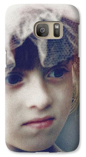 Galaxy Case featuring the photograph Dreams In Tulle 2 by Marna Edwards Flavell