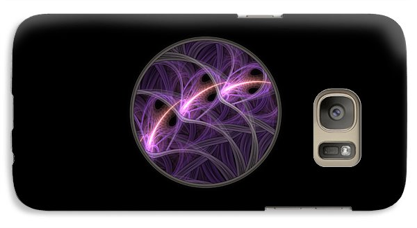 Galaxy Case featuring the digital art Dreamstate by Lyle Hatch