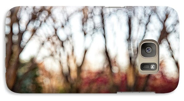 Galaxy Case featuring the photograph Dreamy Fall Colors by Susan Stone