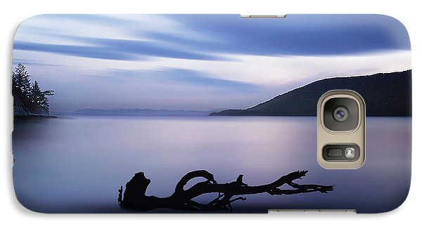 Galaxy Case featuring the photograph Driftwood by Jim  Hatch