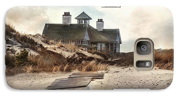 Galaxy Case featuring the photograph Driftwood by Robin-Lee Vieira