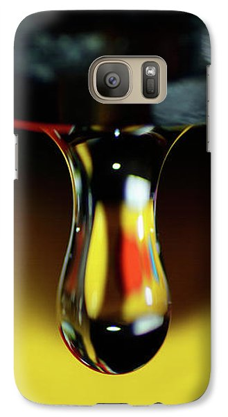 Dripping Tap By Kaye Menner Galaxy S7 Case by Kaye Menner